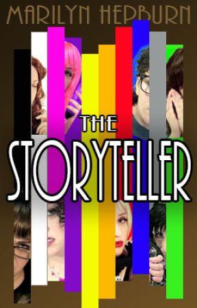 The Storyteller by MarilynAHepburn