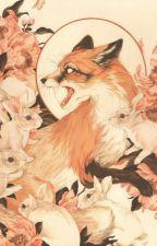 The Fox Spirit by goldenscares666