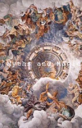 Myths and Magic by risa2424