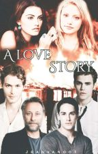 A love story  by JeanVanoo1
