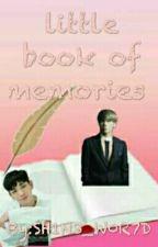 Little Book Of Memories [JONGKEY] by SH1N3_W0R7D