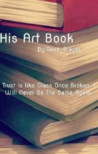 His Art Book by Rose_Player