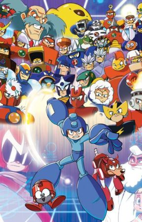 Mega Man Characters X Reader Oneshots Completed Iceman X