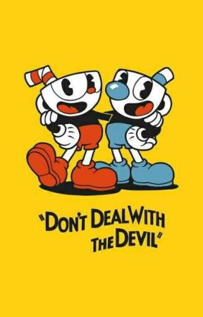 Ask or Dare Me and The Cuphead Crew by RaechelTiger