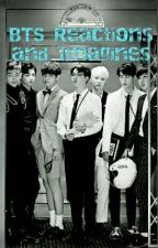 BTS Reactions + Imagines by Btsfanfiction00