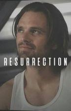 Resurrection • {Bucky Barnes; 2} by -lovethevoid