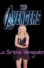 La Sirena Vengadora - Avengers  by DarknessMoon555