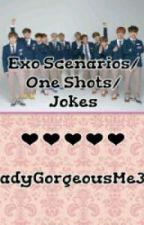 Exo Scenarios/One Shots/Jokes ❤ by ladygorgeousme30