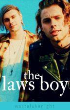 the laws boy | lrh + mgc  by wastelukenight