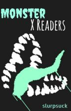 Monster X Readers by slurpsuck