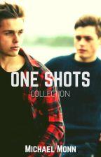 One Shots (BoyxBoy Anthology) by michaelmonn