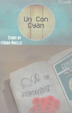 Un Con Cyan by Sora-Noelle