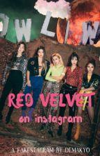 Red Velvet on instagram by demaKyo