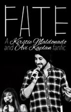 Fate - A Kirstie Maldonado and Avi Kaplan Fanfiction by AllNamesAreTakenWaht