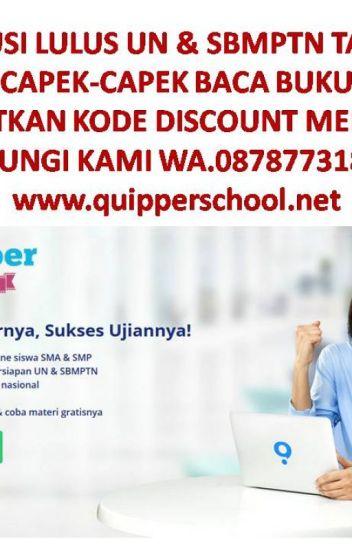 Quipper video discountwa087877318458 quipper video wattpad quipper video discountwa087877318458 stopboris Image collections