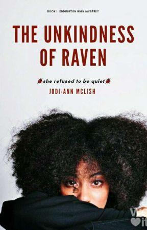 The Unkindness Of Raven by SilentNiaAngel