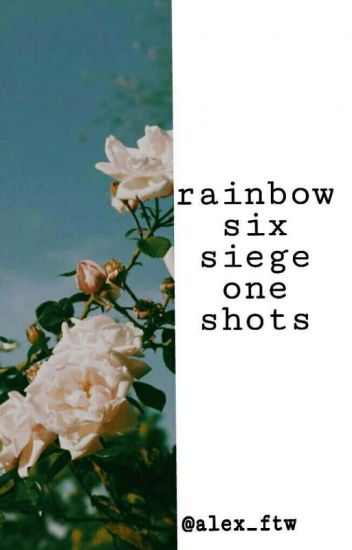 Rainbow Six Siege x Reader One Shots