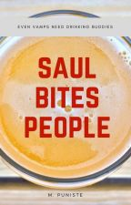 Saul Bites People by MartPuniste