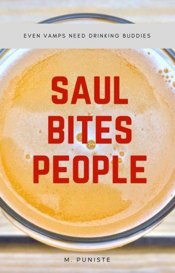Saul Bites People [on hiatus; working on TCK]