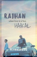 Raihan & Haikal by petrikorbiru