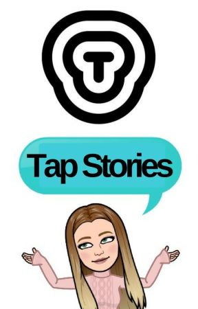 Tap Stories by karyn