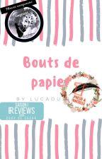 Bouts de papier by LucaOujjan
