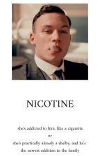 Nicotine // [michael gray / peaky blinders] by turntan-