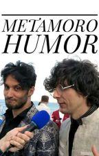 MetaMoro Humor by violinistalibera