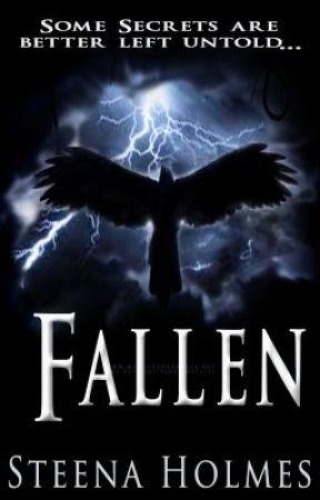 FALLEN - Nephilim Arise Series by Steena_Holmes