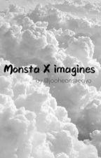 Monsta X Imagines   @Jooheonsaegyo by jooheonsaegyo