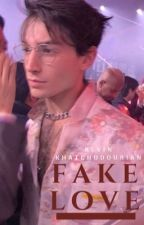 Fake Love - Kevin Khatchadourian (Ezra Miller) by palleteu