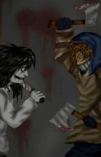 Who to choose? (Jeff the Killer x reader x Ticci Toby) by UnicornLoverF1