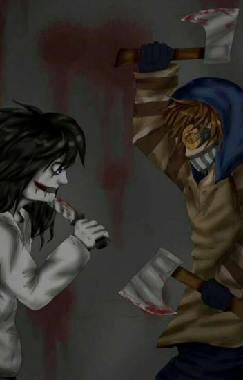 Who to choose? (Jeff the Killer x Reader) (Reader x Ticci Toby)