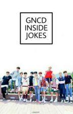 Golden Child • Inside Jokes by RailGunJeez0321