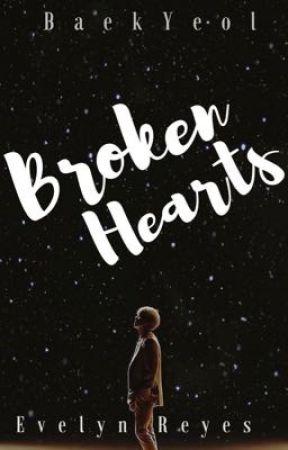 Broken hearts  【❀】  BaekYeol by EvelynRe29