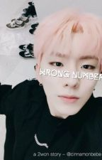 Wrong Number ➵ 2won *ON HOLD* by cinnamonbebe