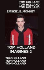Tom Holland Imagines 2 by emskizle_monkey