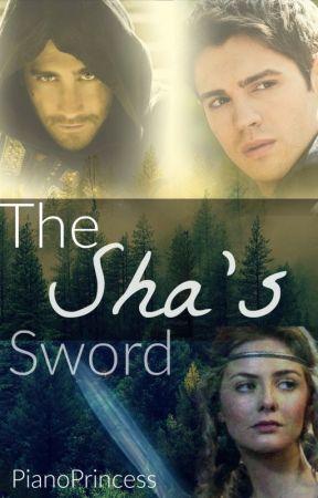 The Sha's Sword by PianoPrincess