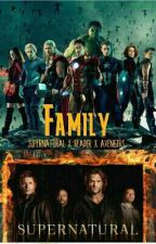 Family - Supernatural x Reader x Avengers by proixah
