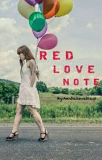 Red Love Note by Annbelievableqt