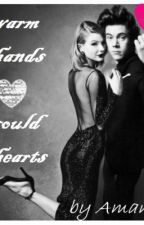 warm hands ☺ could hearts (harry's book) by AmaniJccKaren