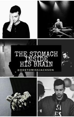 The Stomach Inside His Brain // tyler joseph by pasdecheval_
