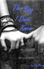 The Boy I Once Knew by CCValentine