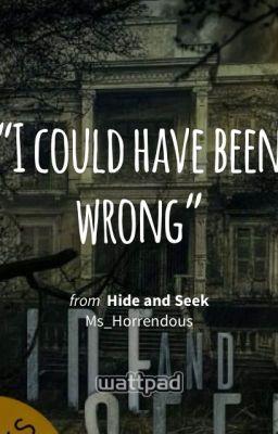 Đọc truyện Trò chơi trốn tìm (Hide and Seek_ by Ms Horrendous).