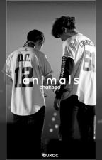 animals; chansoo. by lauxoc