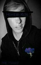Horrible Kids by amethystdarkwolf