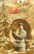 Lettres de Biel by ARolland06
