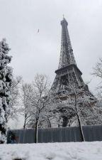 Vasti & lizbeth: Christmas in Paris  by LibniArroyo