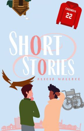 Short Stories (bxb) by stayonbrand
