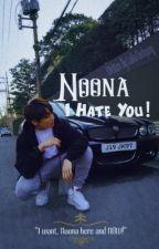 Noona, I Hate You! •Jeon Jungkook Royal AU• Editing in Process• by LaikaTaehyung